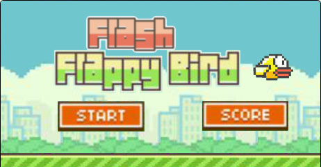 spel Flappy Bird