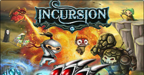 spel Incursion