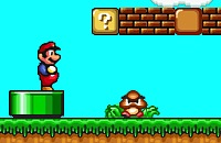 spel Mario Flash Forever