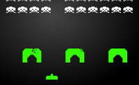 spel Space Invaders