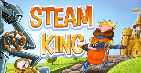 spel Steam King